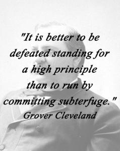 Cleveland - High Principle